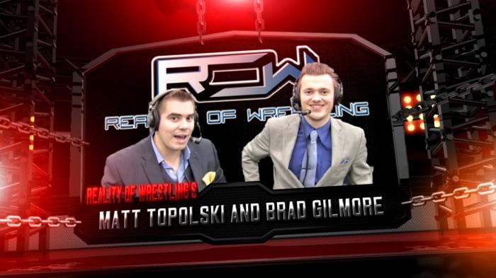 Matt Topolski and Brad Gilmore